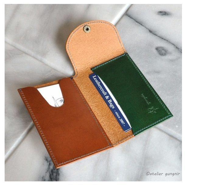 スマートカードケースの内側の仕様